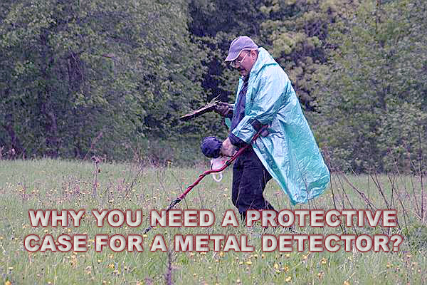 PROTECTIVE COVERS FOR METAL DETECTORS!