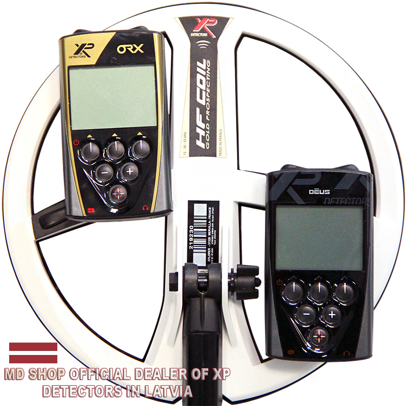 XP ORX metal detector with any X35 or HF coil to choose from