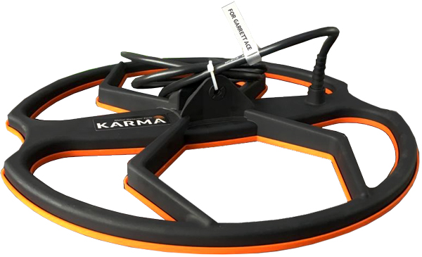 Karma Coils search coil for Garrett ACE metal detector